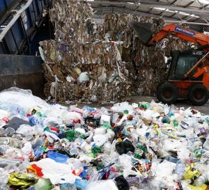 разделно събиране на боклук